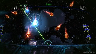 Resogun Defenders, Challengers