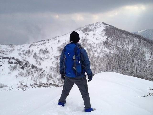 P1128から藤原岳 イグニオ