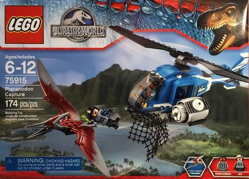 LEGO Jurassic World 75915 Box