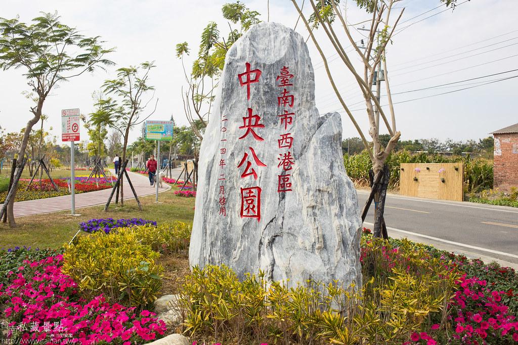 台南私藏景點-西港中央公園 (2)
