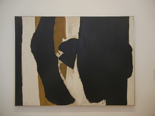 DSCN9185 _ Wall Painting No. IV, 1954, Robert Motherwell, Anderson Collection