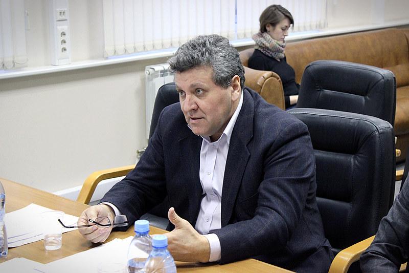 Георгий Григорян, председатель Комиссии