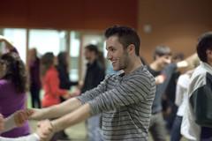 Salsa/Merengue/Bachata Dance at College of DuPage Feb. 2015 20