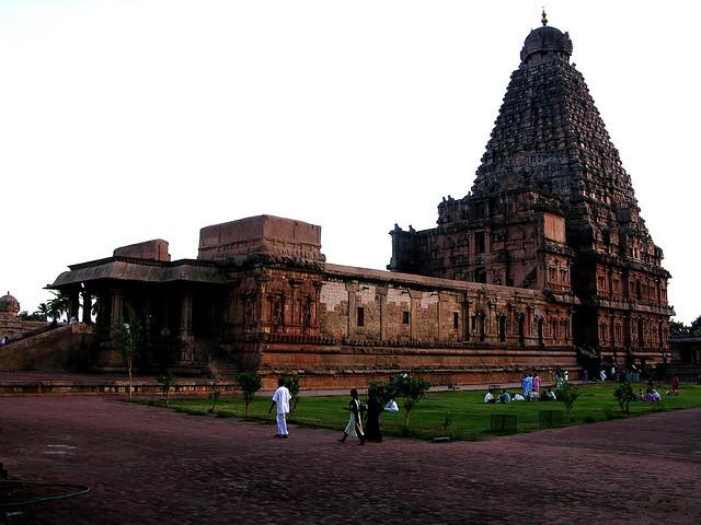Templo de Brihadesvara en Tanjiore