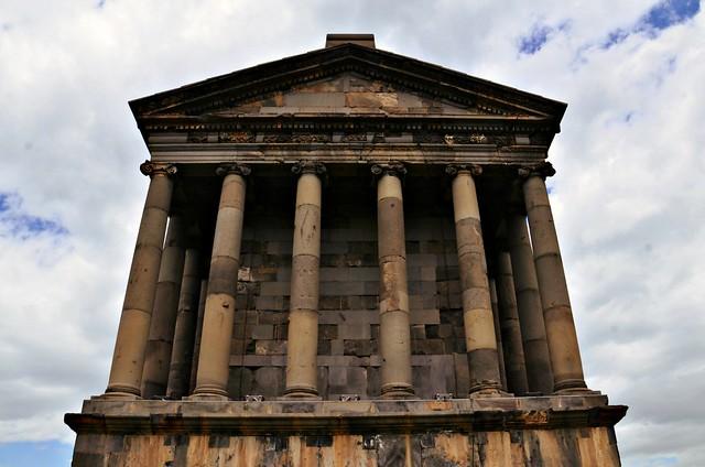 Garni temple, Armenia