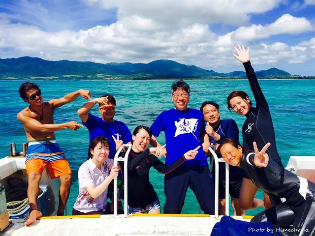 本日の集合写真♪ 2016/05/28
