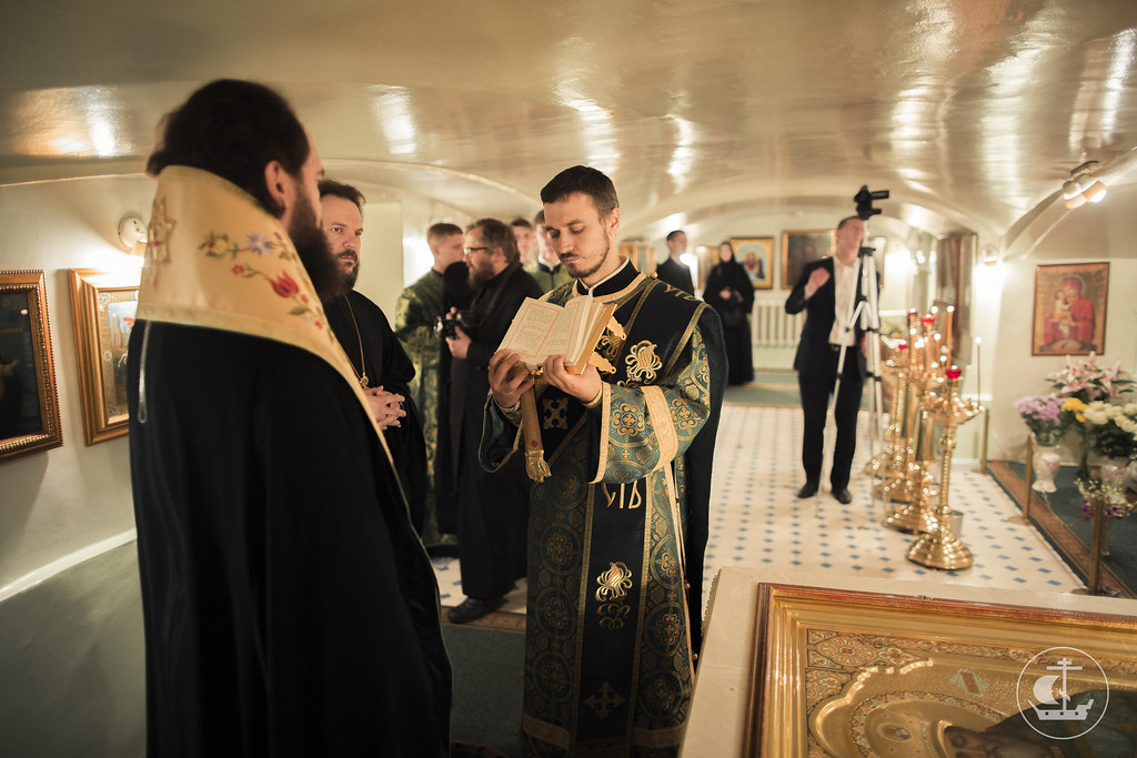 14 июня 2016, Литургия в Иоанновском монастыре / 14 June 2016, Liturgy in the Ioannovsky Convent