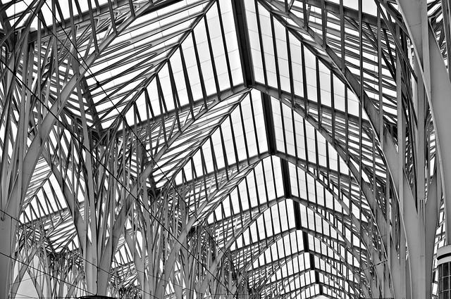 Lisboa - structure