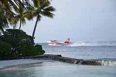 Trans Maldivian Airways Twin Otter Seaplane