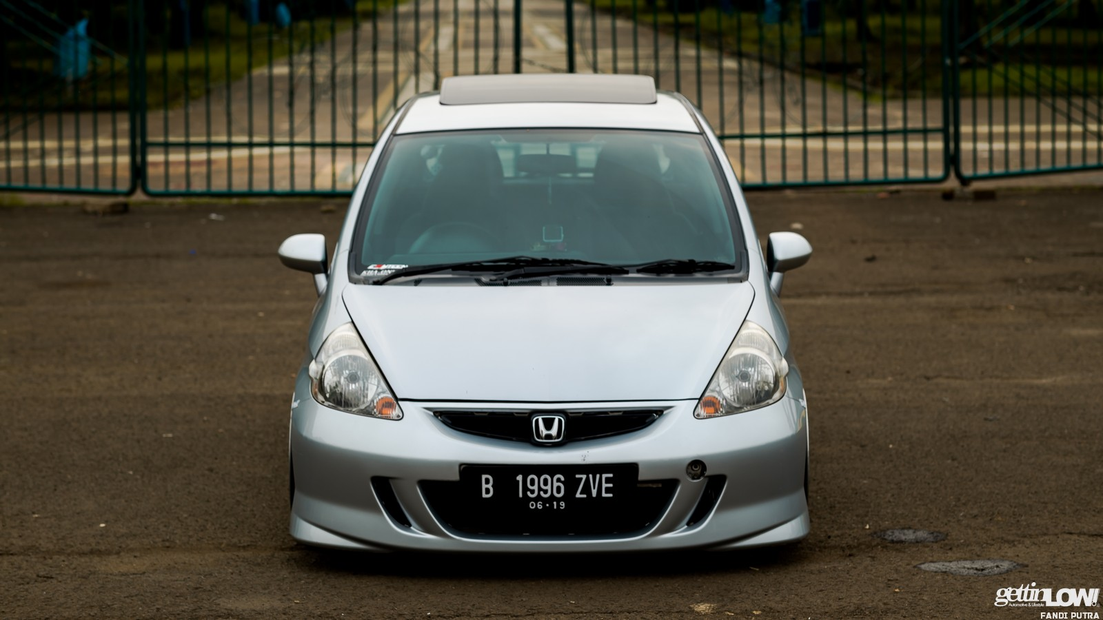 Agus Hermawan Honda Jazz