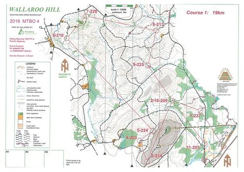 160618 MTBO Wallaroo Hill