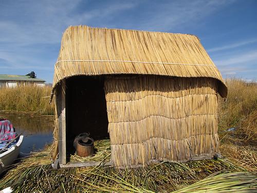 Lac Titicaca: la cuisine de notre île Uros