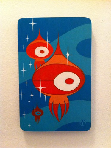 Sparkly painting 2013 by Jason Dryg