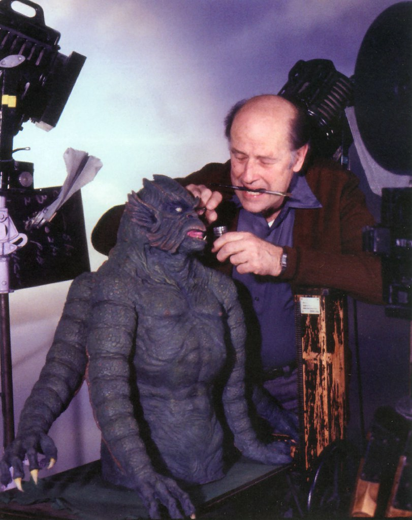 Ray Harryhausen - 1