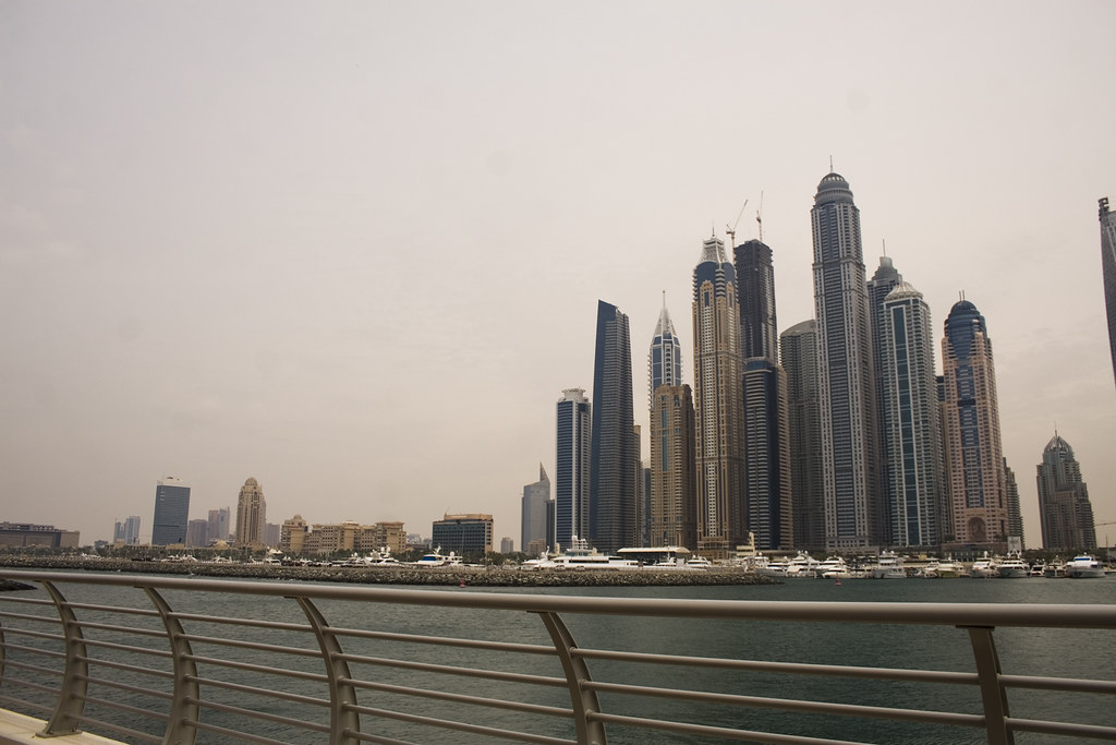 TRAVELS: Ilonamelia goes to DUBAI