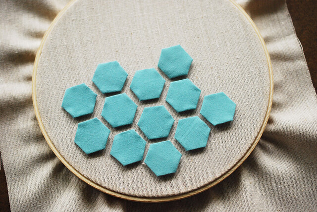 Hexagon Stitch Art
