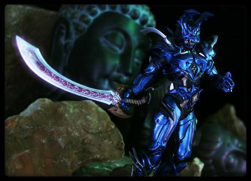 Garo Makai Kado - Thunder Knight Baron