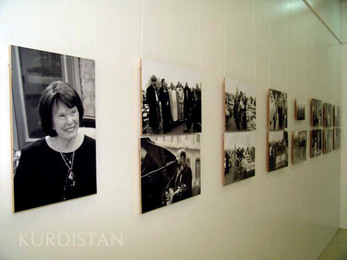 Mother of The Kurds Danielle Mitterrand