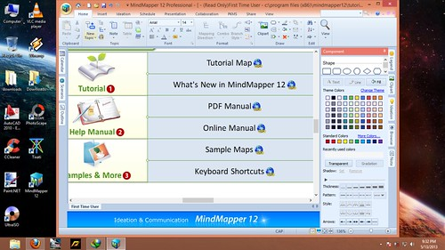 Mindmapper 2008 Professional Edition Free Download