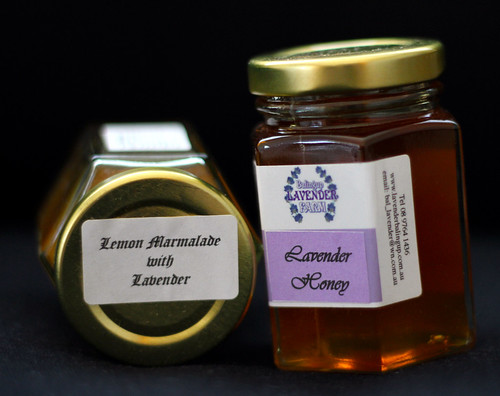 Lemon Marmalade, Lavender Honey