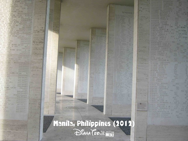 Day 4 - Philippines American Cemetery and Memorial 04