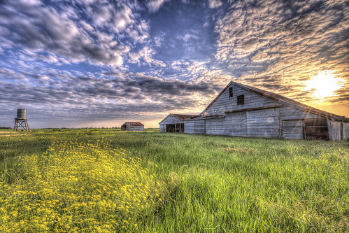 sunset barn landscape fineart countryimagesus