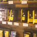 lots of coffee on the shelve by thesquareart
