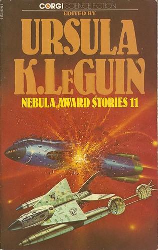 Ursula K. Le Guin (ed) - Nebula Award Stories 11 (Corgi 1978)