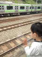 恵比寿ガーデンプレイスのとらちゃん 2013/5