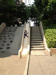広尾一丁目児童遊園地 2013/5