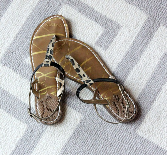 Hi Sugarplum | Favorite Summer Sandals