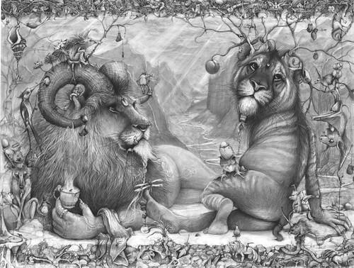 Adonna Khare, liontiger