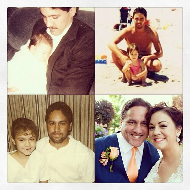 Happy Father's Day to the #1 man I owe for making me who I am! Love you, daddy! #fathersday #happyfathersday #dad