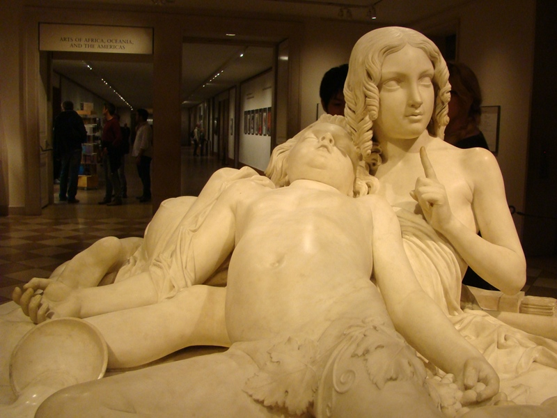 The Met European sculpture