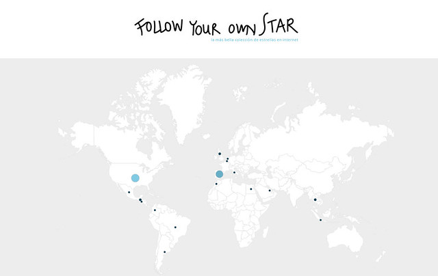 Follow Your Own Star: The Global Star Collection Project