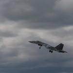 su-35 decollage