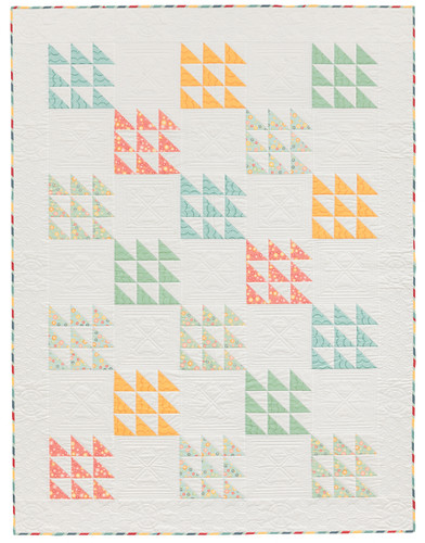 fat quarter quickies. (sail away.)