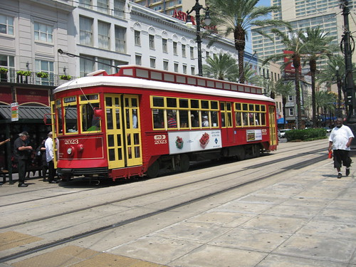 Take the Trolley!