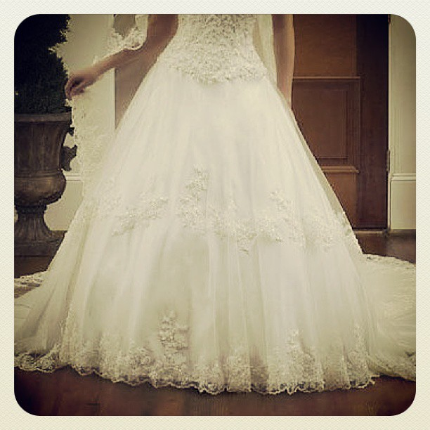 The World's Second Most Expensive Wedding Dress