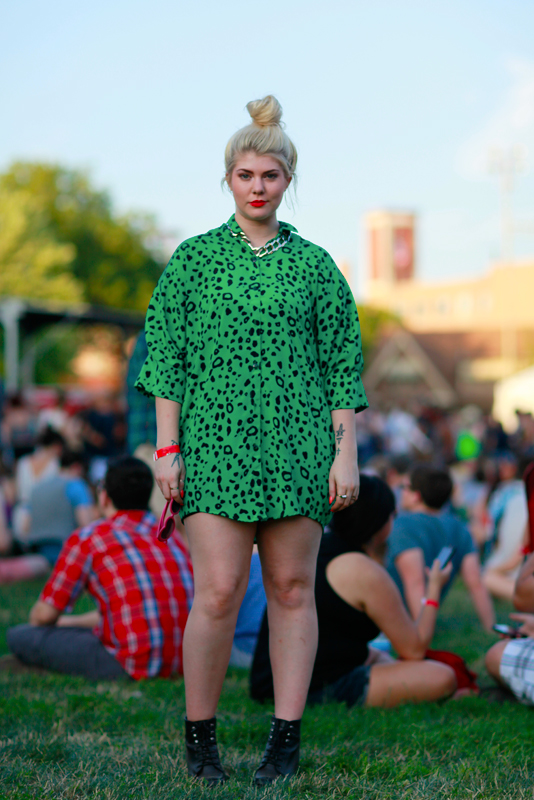 audrey_p4k Chicago, Pitchfork Music Festival, Quick Shots, street fashion, street style, Union Park, women