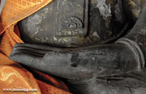 Imatge de la mà de Buda