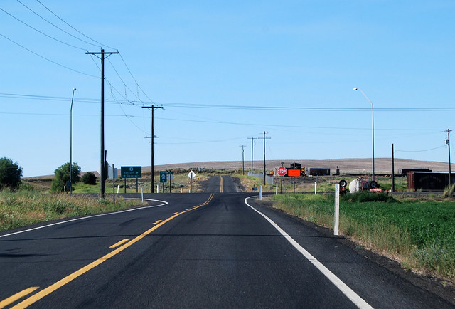 SR 231 @ US 2 westward