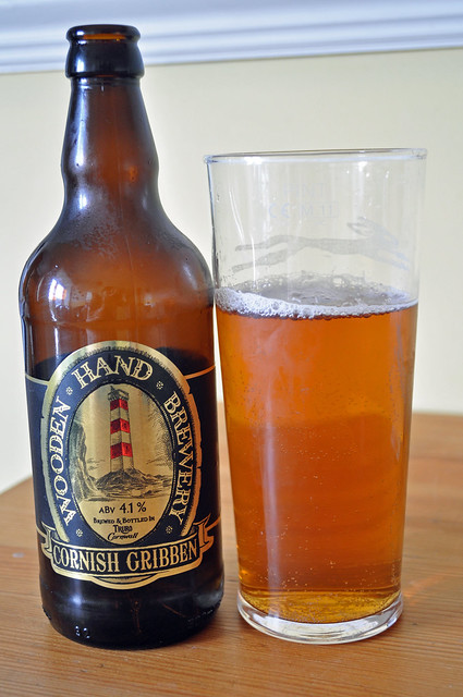 Wooden Hand Brewery Cornish Gribben