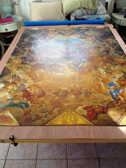 Trionfo degli Asburgo - Mounted
