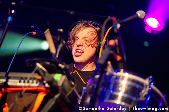 Robert DeLong @ Club Nokia, LA 8/2/13