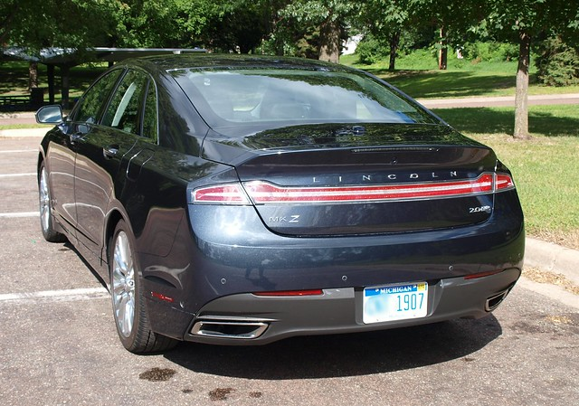 2013 Lincoln MKZ 2.0Litre Ecoboost AWD