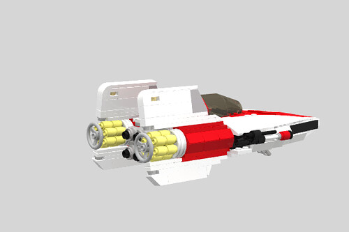 Incom RZ-1 A-Wing Interceptor