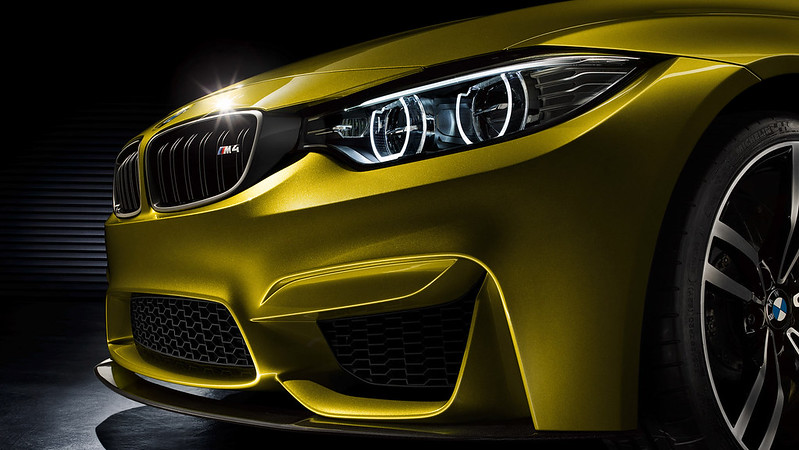 BMW Concept M4 Coupe (8)