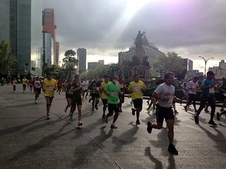 Maratón de la Ciudad de México 2013