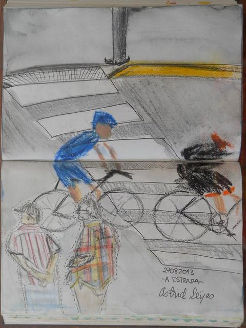 Ciclistas #LaVuelta